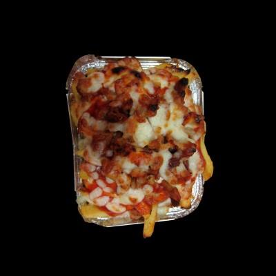 Patatas Carbonara