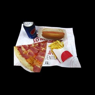 Menú Hot Dog